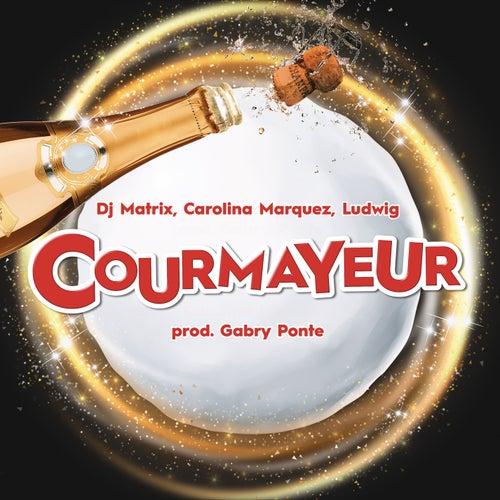 Courmayeur (prod. Gabry Ponte) di DJ Matrix