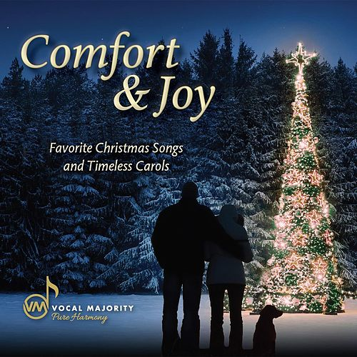 Comfort & Joy von The Vocal Majority