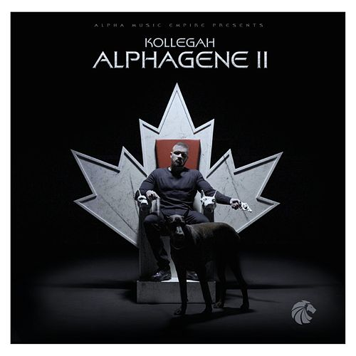 Alphagene II by Kollegah