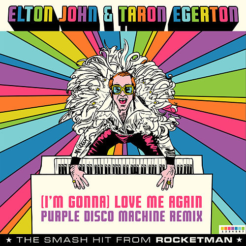 (I'm Gonna) Love Me Again (From 'Rocketman' / Purple Disco Machine Remix) de Elton John