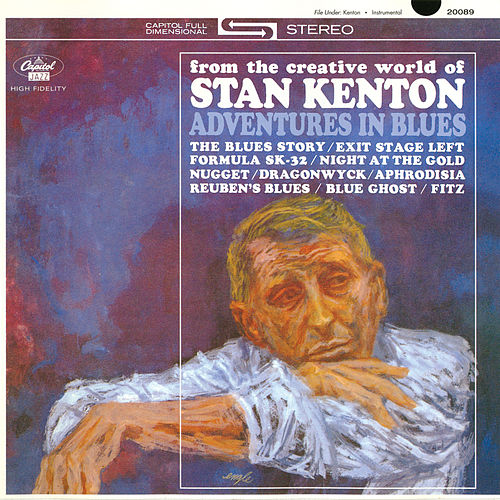 Adventures In Blues (Expanded Edition) de Stan Kenton