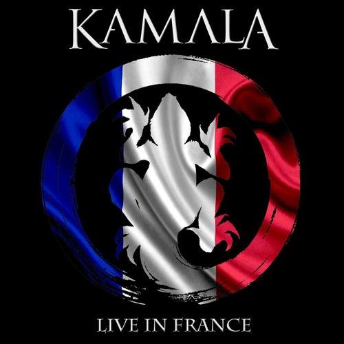 Live in France de Kamala