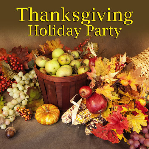 Thanksgiving Holiday Party de Various Artists