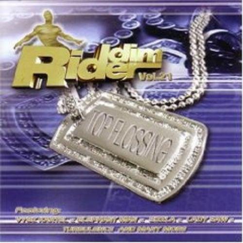 Riddim Rider Volume 21 by Various Artists