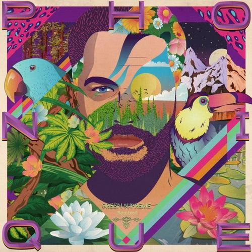 Green Supreme Remixed de Various Artists