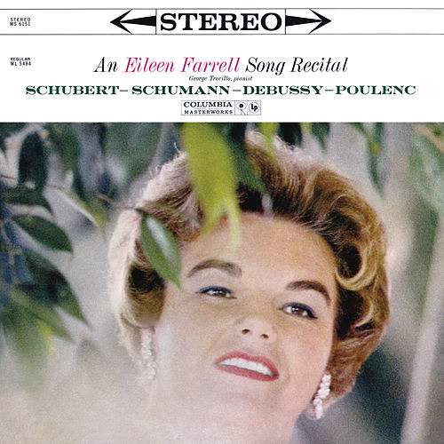 An Eileen Farrell Song Recital (Remastered) de Eileen Farrell