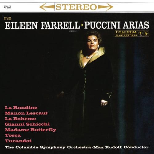 Eileen Farrell Sings Puccini Arias by Eileen Farrell