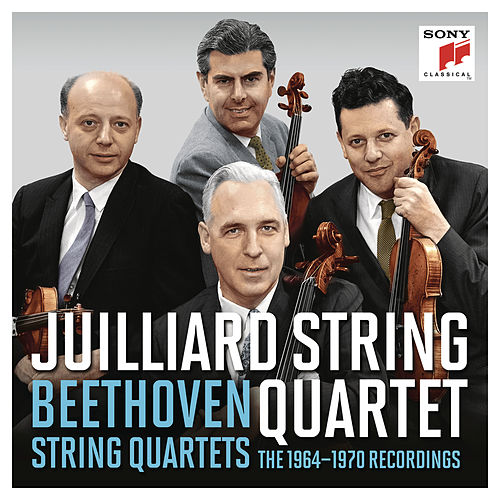 Juilliard String Quartet - The Beethoven Quartets 1964 - 1970 (Remastered) de Juilliard String Quartet