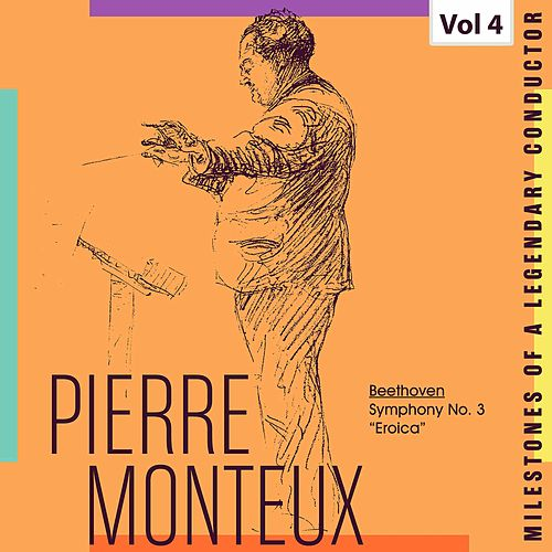 Milestones of a Legendary Conductor: Pierre Monteux, Vol. 4 di Royal Concertgebouw Orchestra
