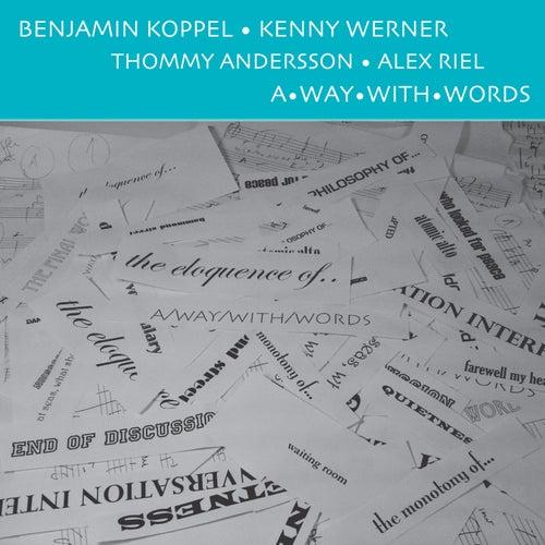 A Way With Words by Alex Riel