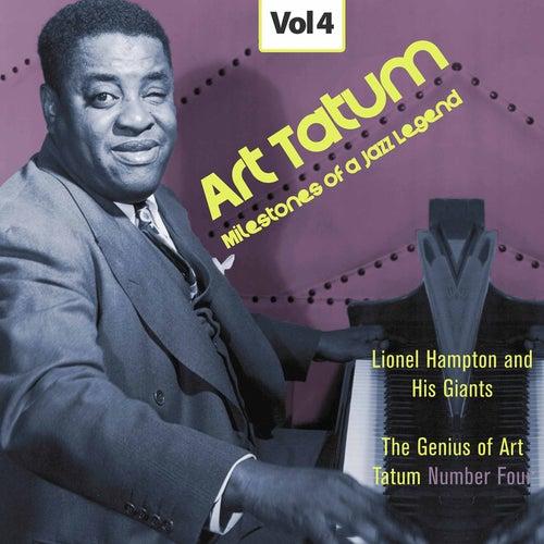 Milestones of a Jazz Legend - Art Tatum, Vol. 4 de Art Tatum