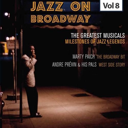 Milestones of Jazz Legends - Jazz on Broadway, Vol. 8 de Marty Paich