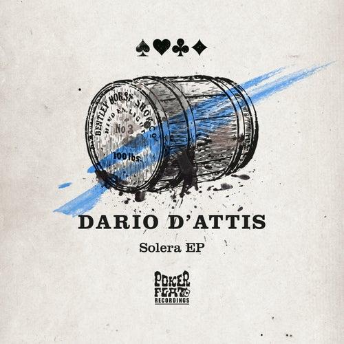 Solera EP de Dario D''attis