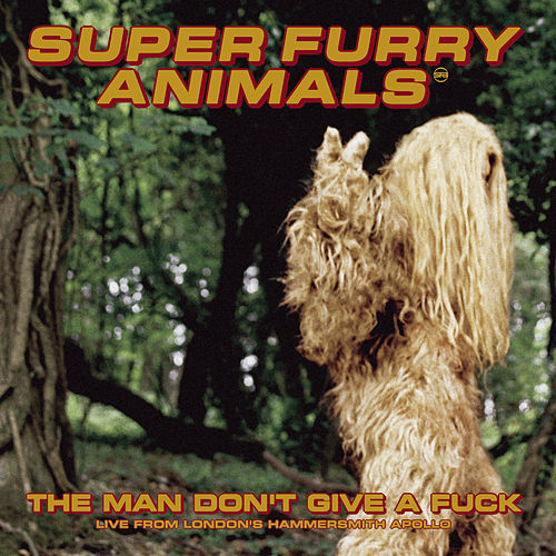 The Man Don't Give A Fuck de Super Furry Animals