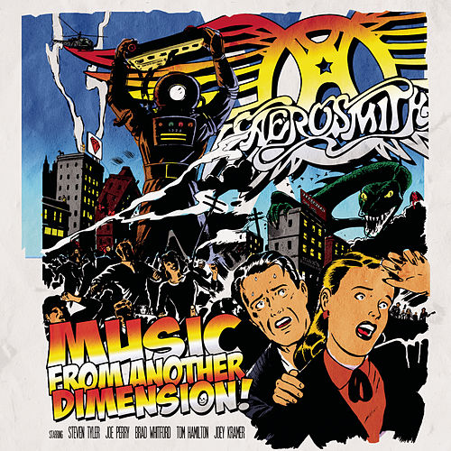 Music From Another Dimension! by Aerosmith