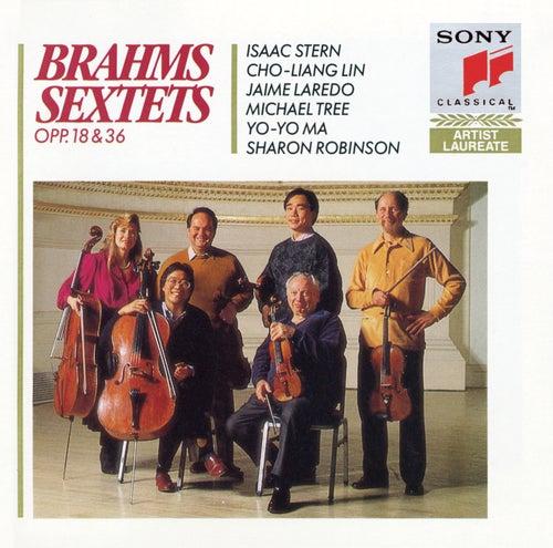 Brahms: Sextets, Opp. 18 & 36 by Yo-Yo Ma