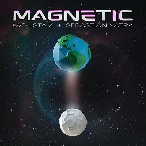 Magnetic (feat. Sebastián Yatra) de MONSTA X