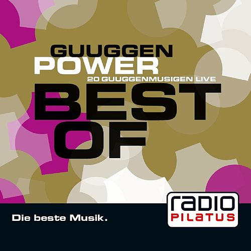Guuggen-Power Best Of (20 Guuggenmusigen Live) von Various Artists