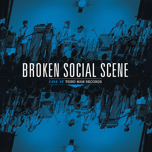 Live at Third Man Records by Broken Social Scene