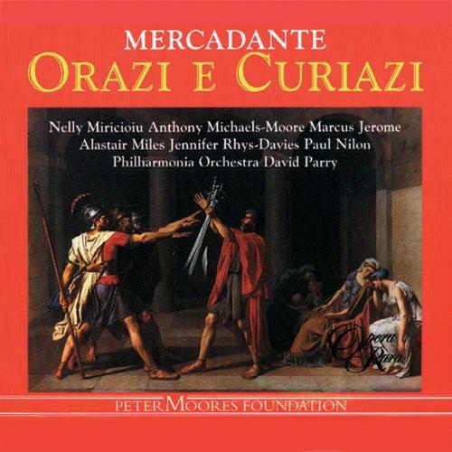 Mercadante: Orazi e Curiazi by David Parry