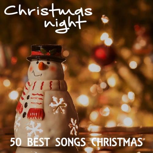 Christmas Night (50 Best Songs Christmas) de Various Artists
