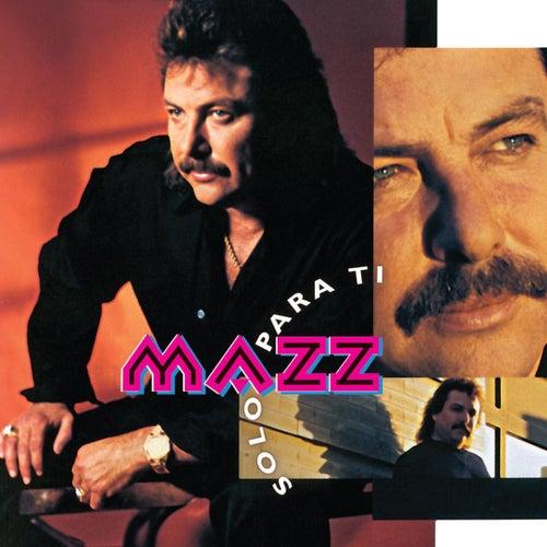 Solo Para Ti de Jimmy Gonzalez y el Grupo Mazz