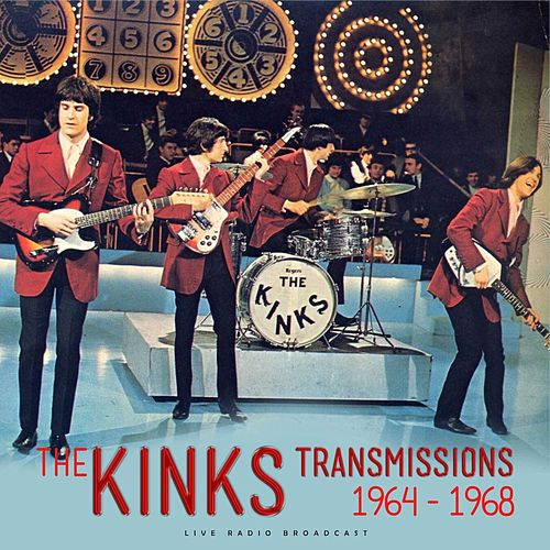 Transmissions 1964 - 1968 (Live) by The Kinks