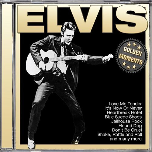 Elvis: Golden Moments by Elvis Presley
