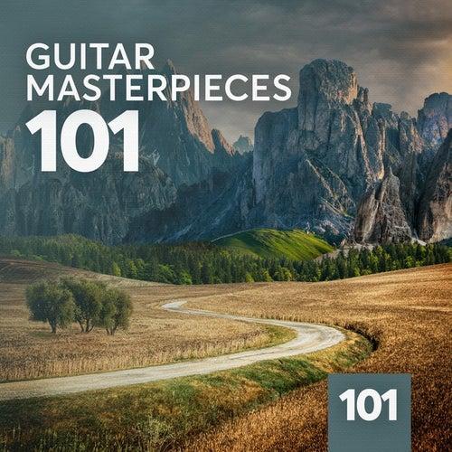 Guitar Masterpieces 101 von Various Artists