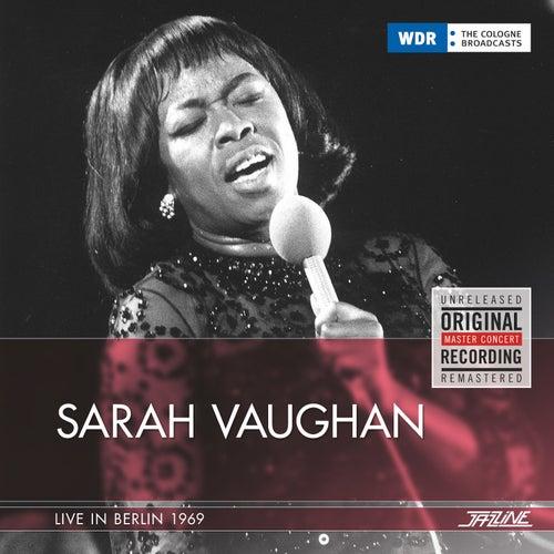 Live in Berlin, 1969 von Sarah Vaughan