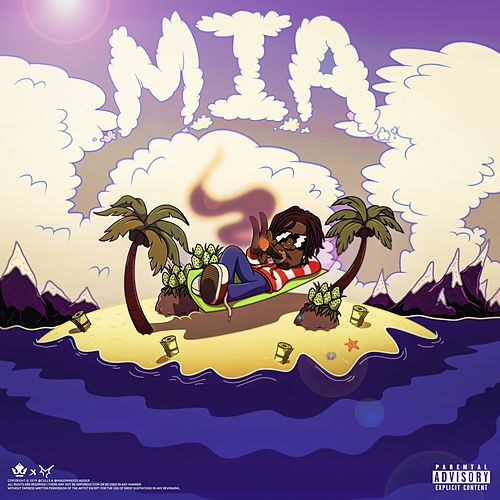 M.I.A - Ep by Warhol.ss