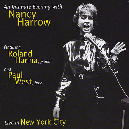 An Intimate Evening With Nancy Harrow de Nancy Harrow