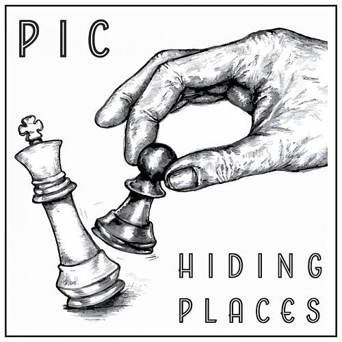 Hiding Places de PIC