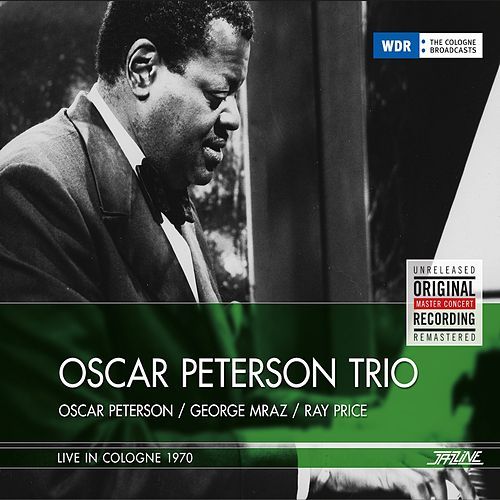 Live in Cologne, 1970 de Oscar Peterson