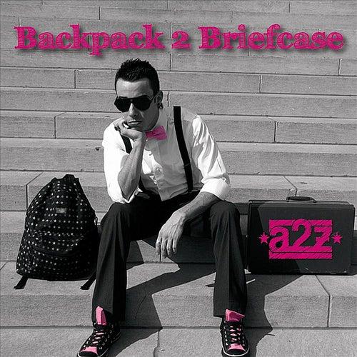 Backpack 2 Briefcase von A2Z