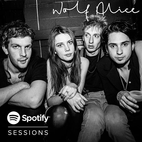 Spotify Sessions von Wolf Alice
