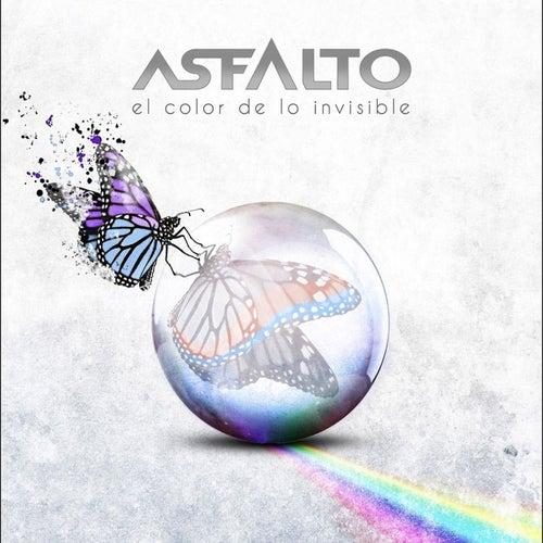 El Color de Lo Invisible de Asfalto