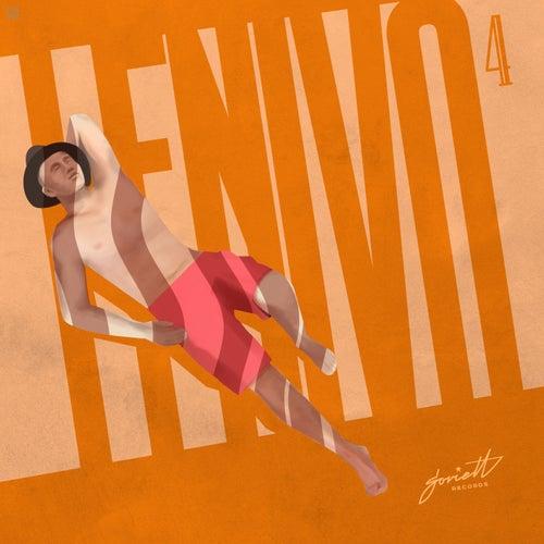 Lenivo. Soviett Chill., Vol. 4 by Ivan Starzev, Max Lyazgin, Domestic Technology, Nightdrive, DJ Kefir, Bronster Bridge, Mourmour, Coil Circuit, The Frost, Mono-Tone