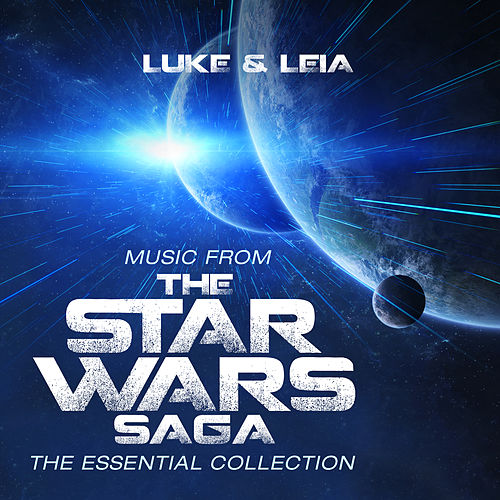 Luke & Leia (From 'Star Wars: Episode VI - Return of the Jedi') von Robert Ziegler