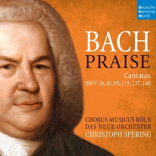 Wachet auf, ruft uns die Stimme, BWV 140/IV. Zion hört die Wächter singen (Chorale) von Christoph Spering