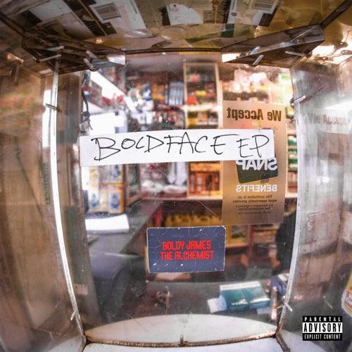 Boldface - EP de Boldy James