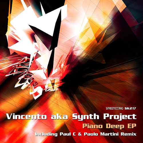 Piano Deep EP de Vincent