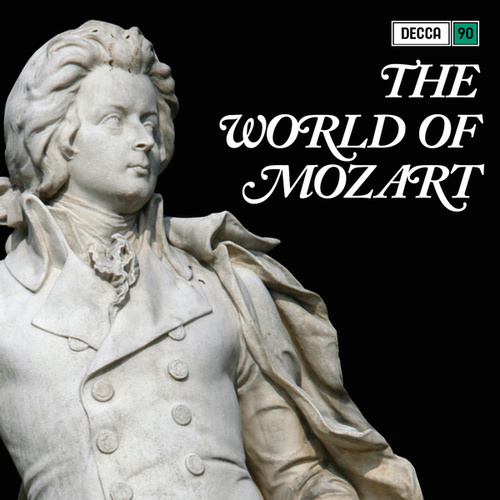 The World of Mozart de Various Artists