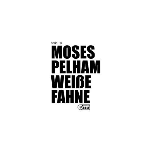 Weiße Fahne de Moses Pelham