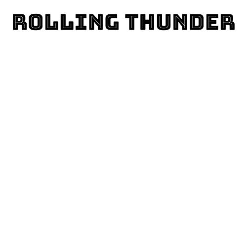 Rolling Thunder von Dirty Barry
