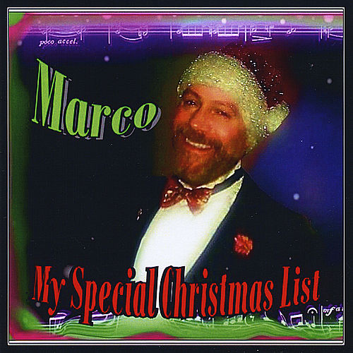My Special Christmas List by Marco Rosato