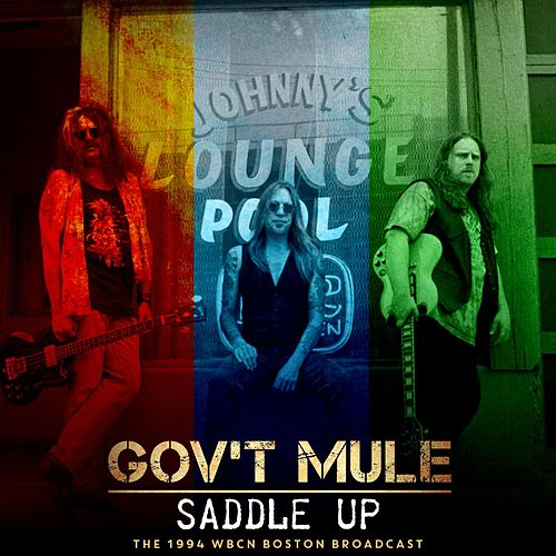 Saddle Up de Gov't Mule