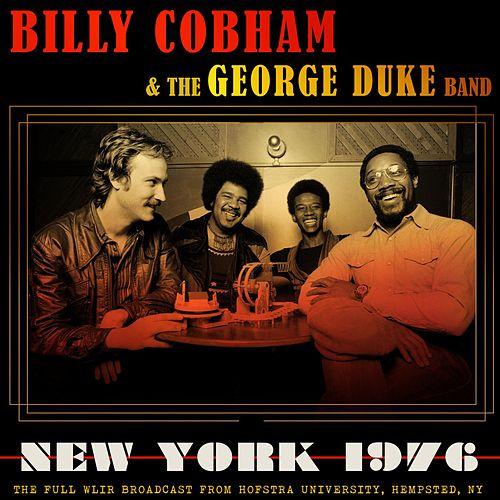 New York 1976 by Billy Cobham