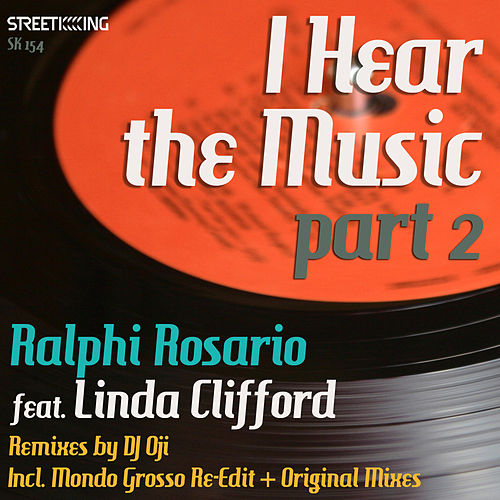 I Hear The Music de Ralphi Rosario