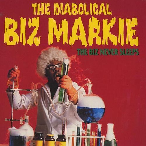 The Biz Never Sleeps by Biz Markie